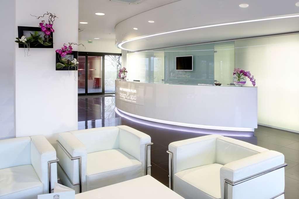 Best Western Plus Design & Spa Bassin D'Arcachon - Lobbyansicht