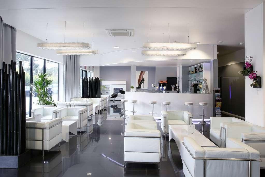 Best Western Plus Design & Spa Bassin D'Arcachon - Bar/Lounge
