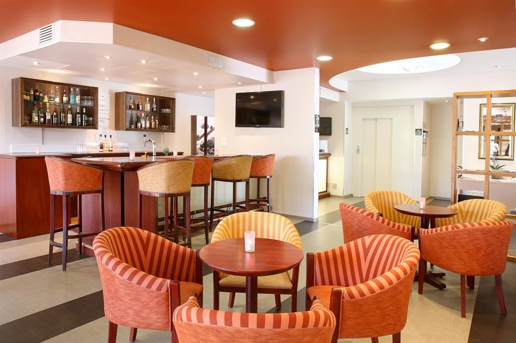 Best Western Auray Hotel du Loch - Bar, sala