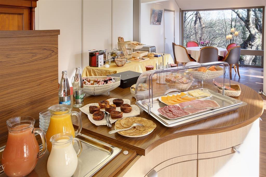 Best Western Auray Hotel du Loch - Salle de petit déjeuner