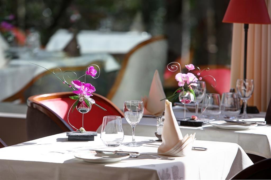 Best Western Auray Hotel du Loch - Restaurante