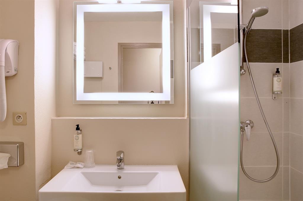 Best Western Auray Hotel du Loch - Salle de bains