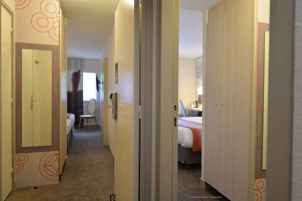Best Western Auray Hotel du Loch - Family Guest Room