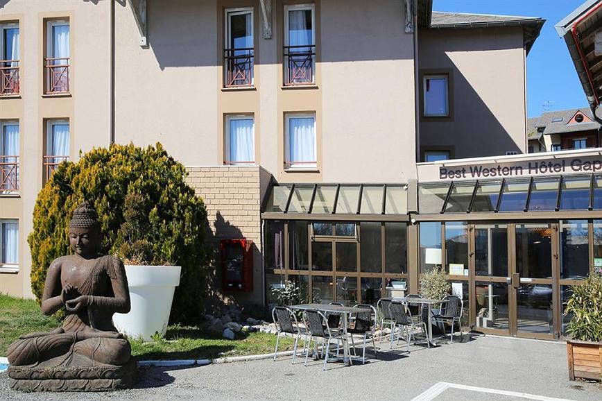 Best Western Hotel Gap - Aussenansicht