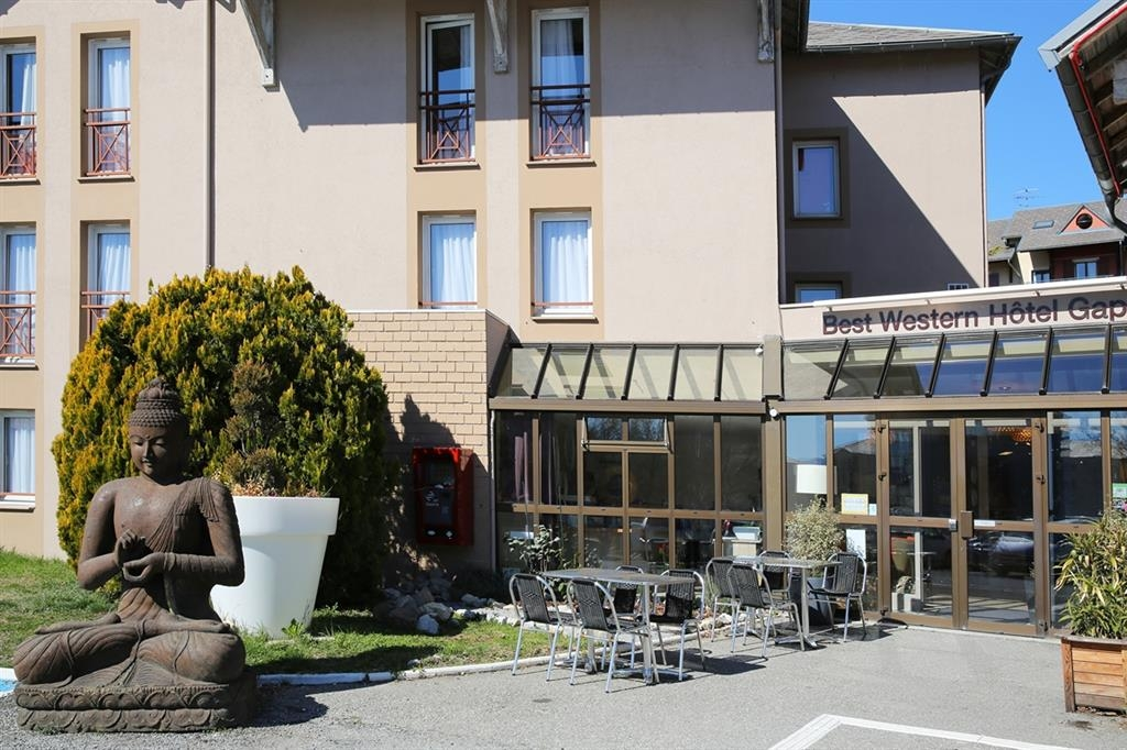 Best Western Hotel Gap - Facciata dell'albergo
