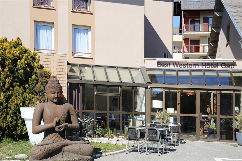 Best Western Hotel Gap - Vista Exterior