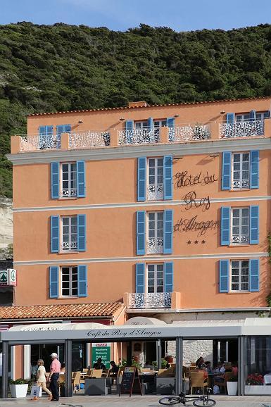 Best Western Hotel du Roy D'Aragon - Aussenansicht