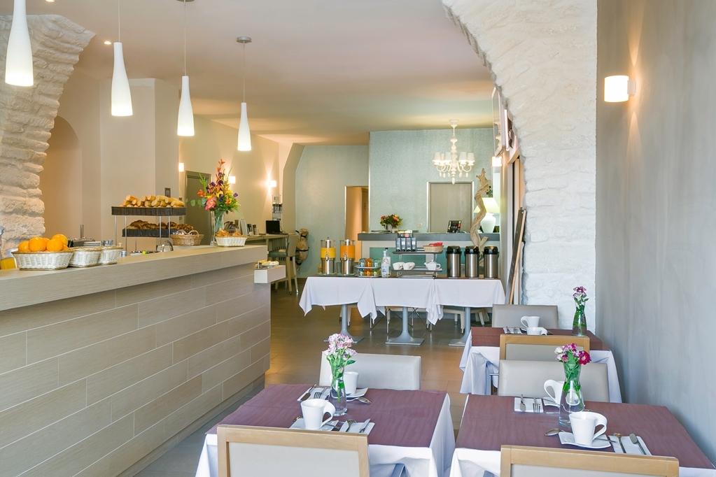 Best Western Hotel du Roy D'Aragon - Desayuno Buffet
