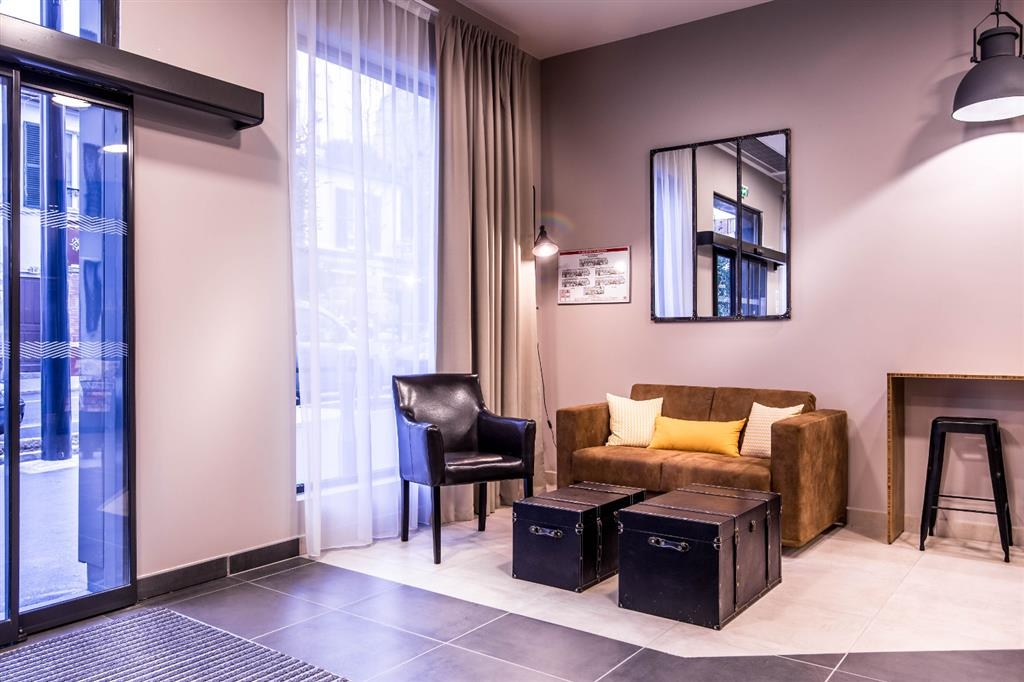 Best Western Plus Suitcase Paris la Defense - Foyer