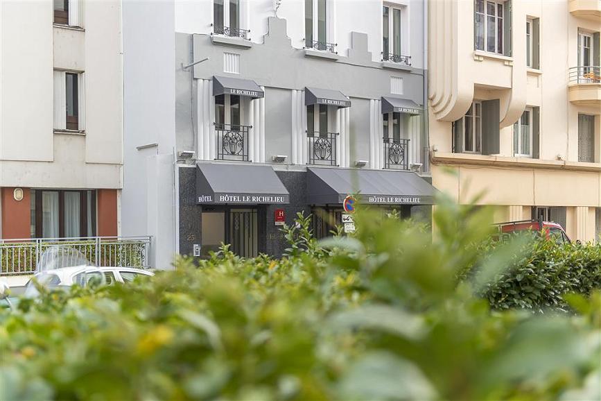 Best Western Richelieu Lyon Part-Dieu - Vue de l'extérieur