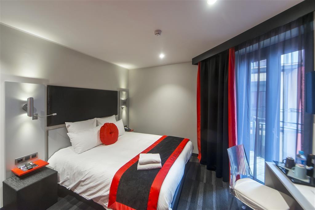 Best Western Richelieu Lyon Part-Dieu - Guest Room