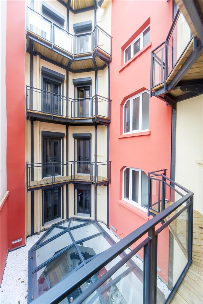 Best Western Richelieu Lyon Part-Dieu - Terrace