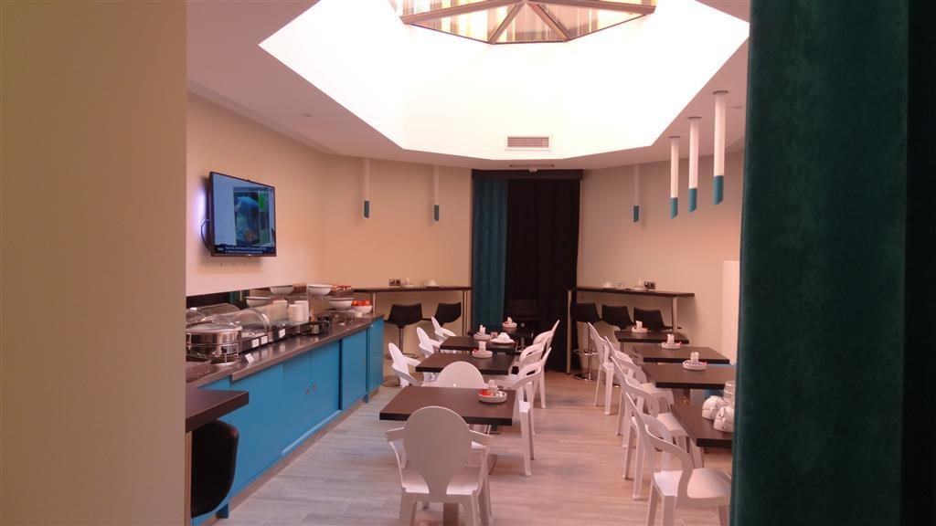 Best Western Richelieu Lyon Part-Dieu - Cafe