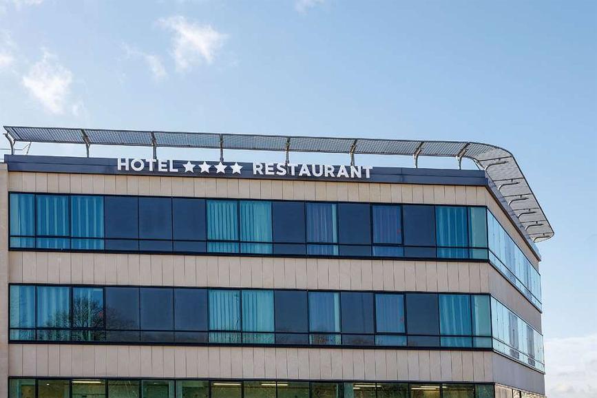 Best Western Plus Hotel Escapade Senlis - Aussenansicht