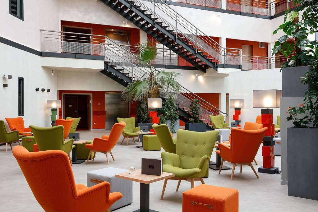 Best Western Plus Hotel Escapade Senlis - Hall