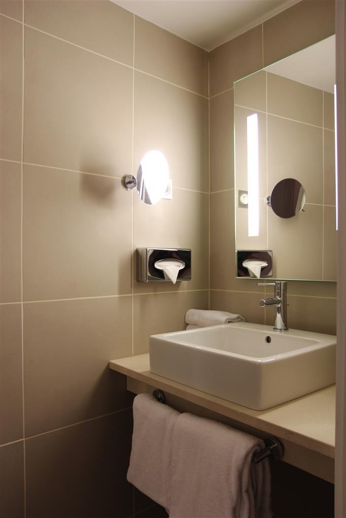Best Western Hotel Opera Drouot - Salle de bains