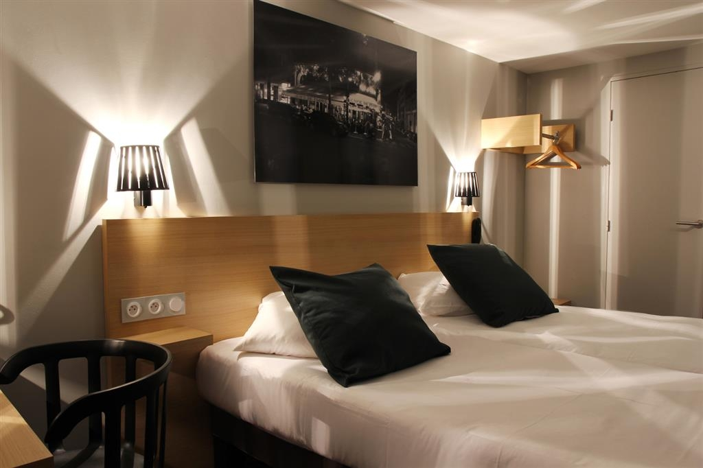 Best Western Hotel Opera Drouot - Gästezimmer