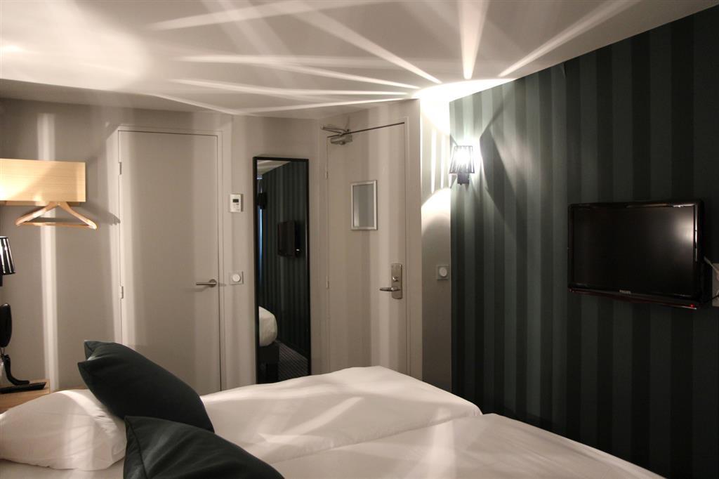 Best Western Hotel Opera Drouot - Habitación