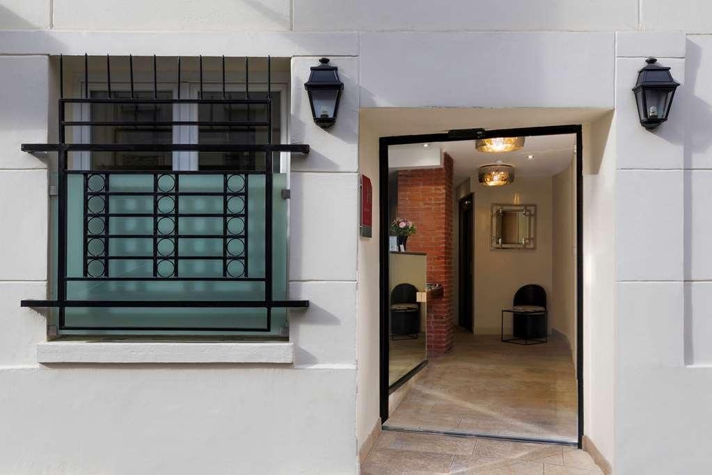 Best Western Hotel le 18 Paris - Façade