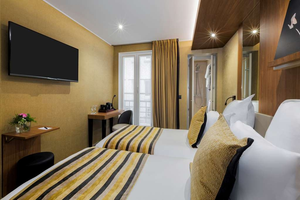 Best Western Hotel le 18 Paris - Guest Room