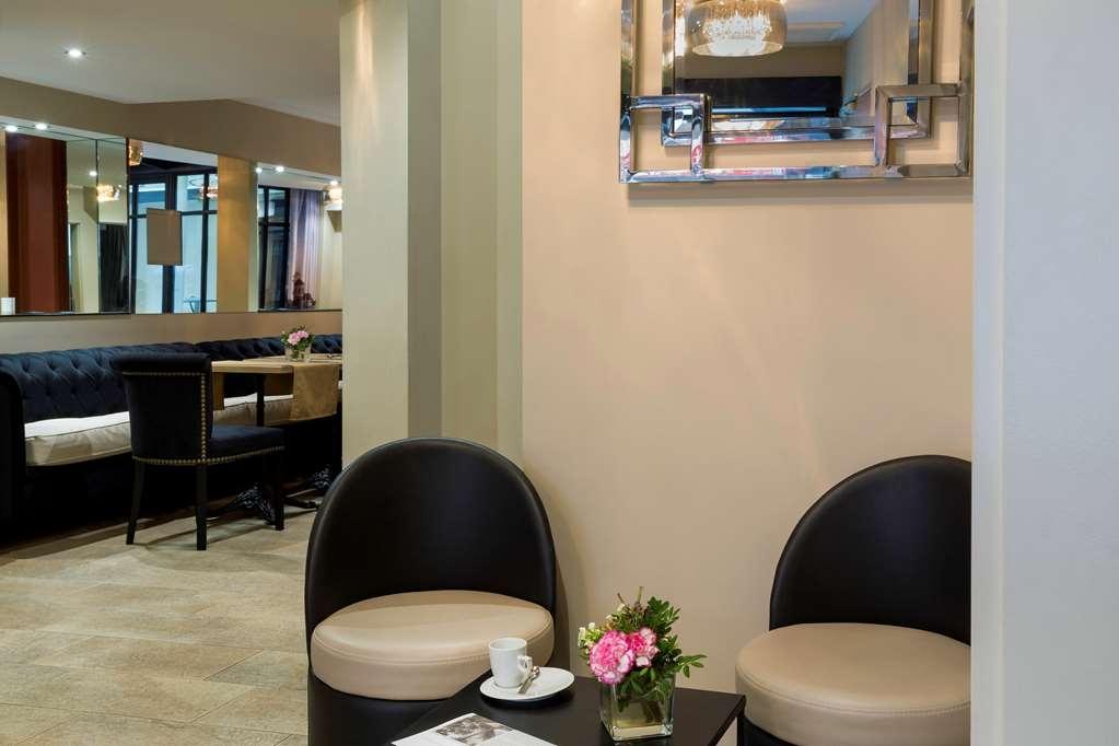 Best Western Hotel le 18 Paris - Vue du lobby