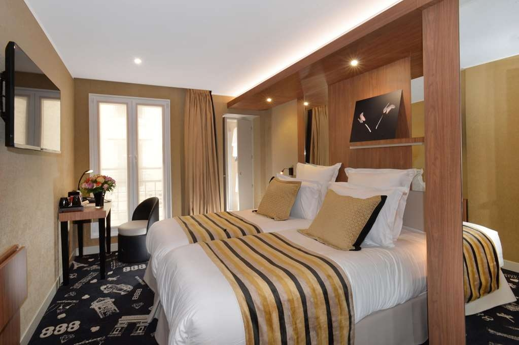 Best Western Hotel le 18 Paris - Guest Room