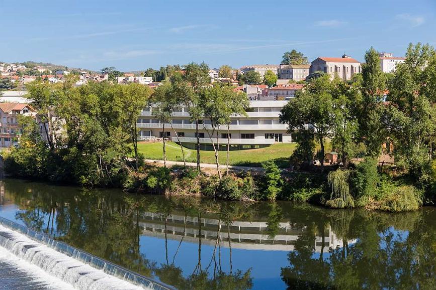 Best Western Plus Hotel Divona Cahors - Aussenansicht