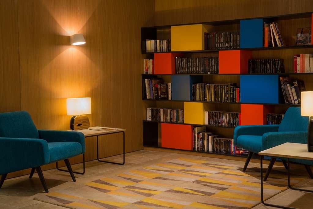 Best Western Plus Hotel Divona Cahors - Vue du lobby