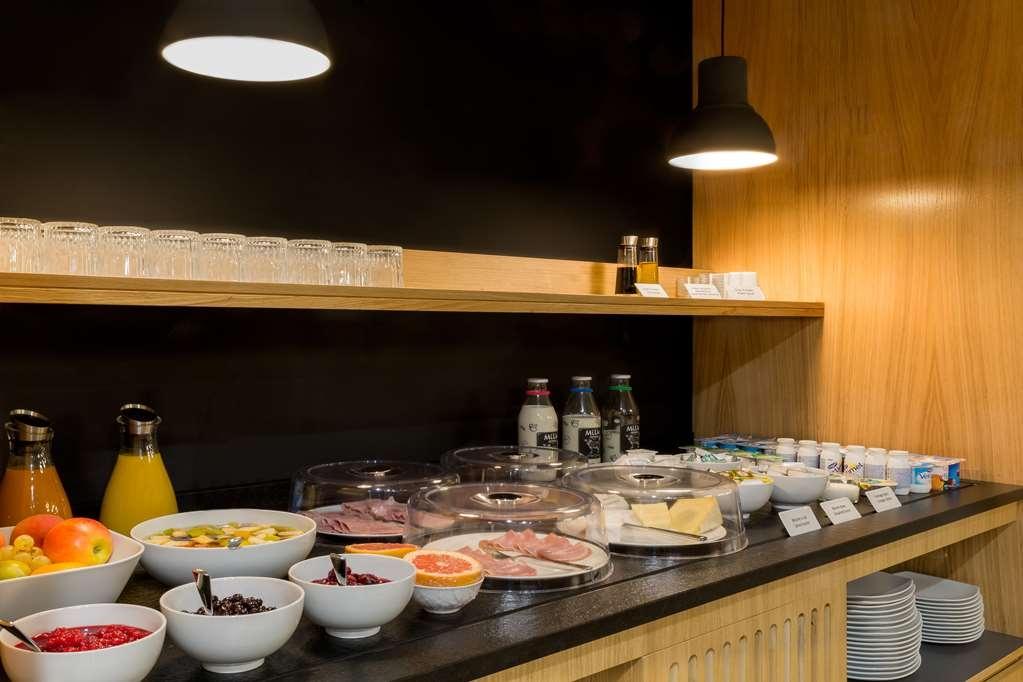 Best Western Plus Hotel Divona Cahors - Le petit déjeuner buffet