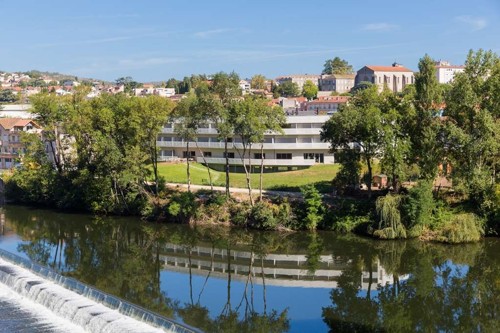 Best Western Plus Hotel Divona Cahors - Außenansicht