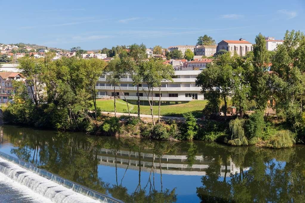 Best Western Plus Hotel Divona Cahors - Façade