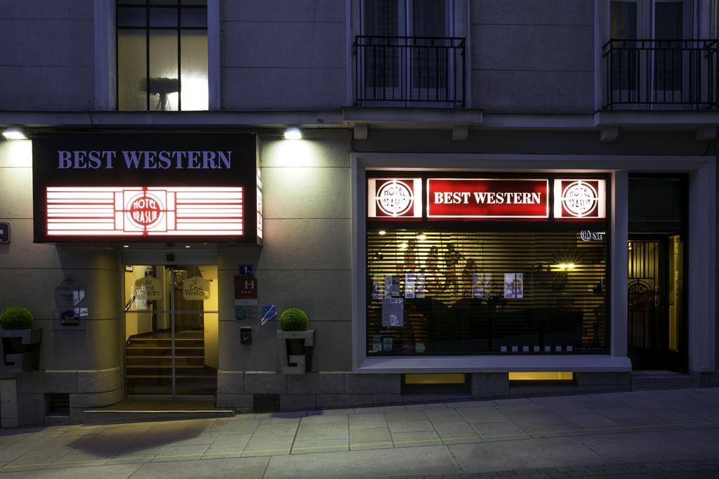 Best Western Hotel Graslin - Façade
