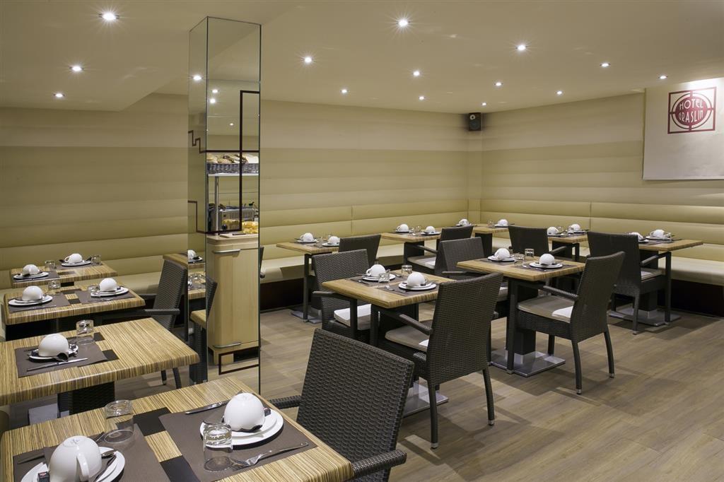 Best Western Hotel Graslin - Desayuno Buffet