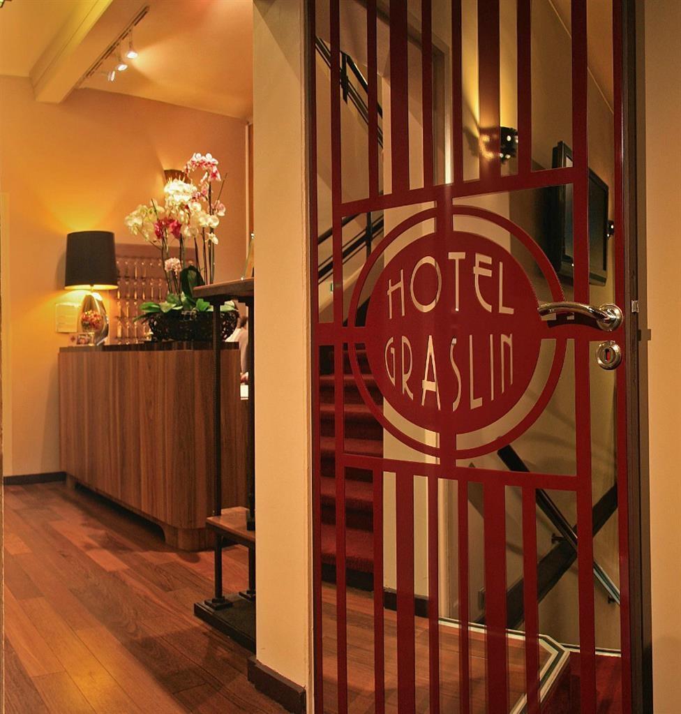 Best Western Hotel Graslin - Vue du lobby