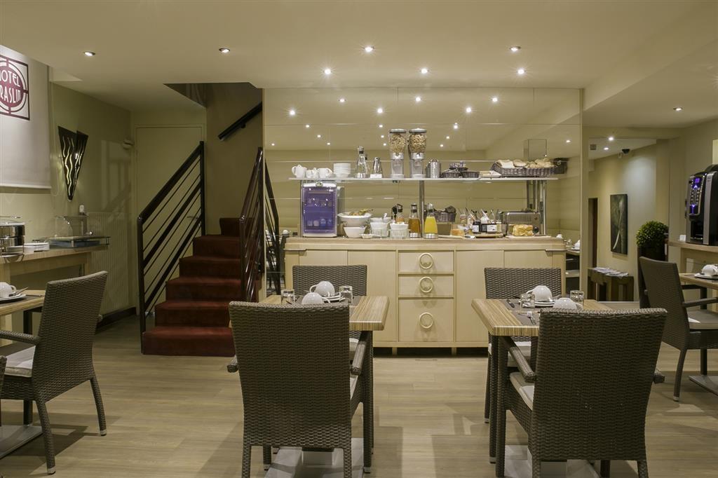 Best Western Hotel Graslin - Le petit déjeuner buffet
