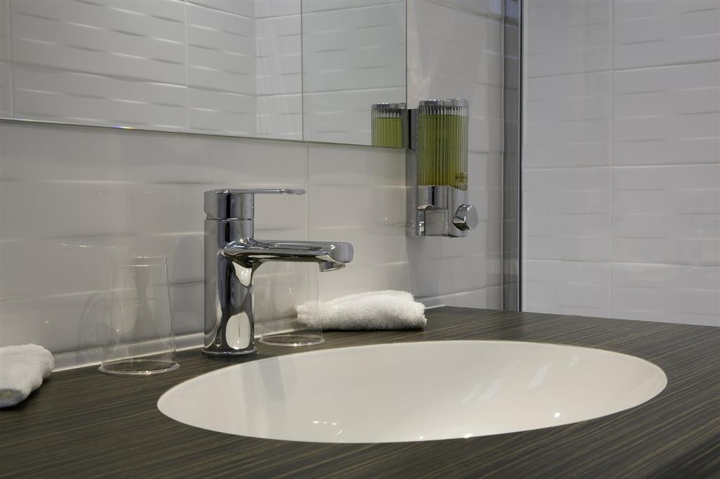 Best Western Hotel Graslin - Salle de bain