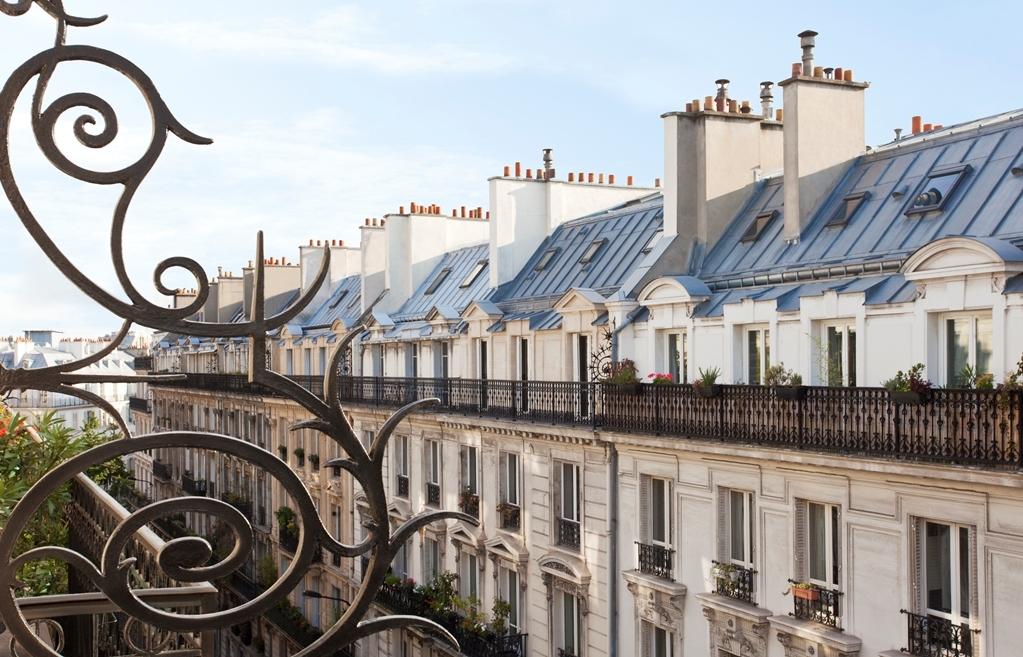 Best Western Premier Kapital Opera - Hotel View