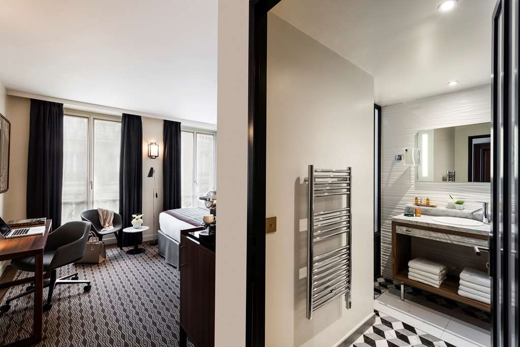Best Western Premier Kapital Opera - Deluxe Guest Room