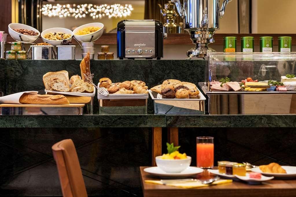 Best Western Premier Kapital Opera - Breakfast