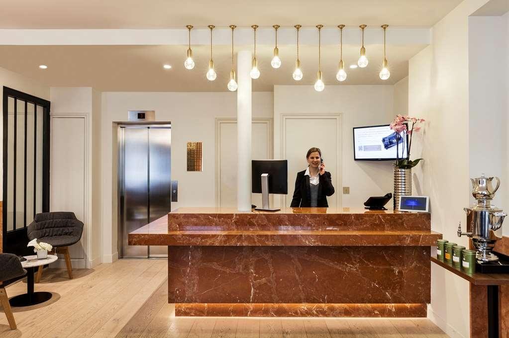 Best Western Premier Kapital Opera - Lobby