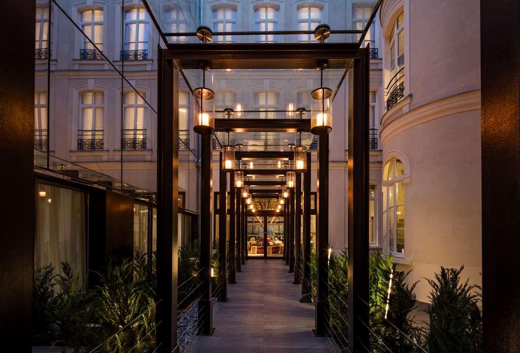 Best Western Premier Opera Liege - Facciata dell'albergo