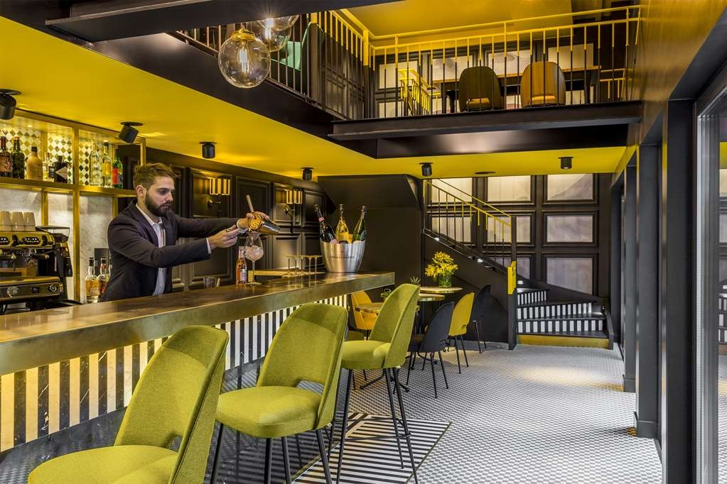 Best Western Premier Opera Liege - Bar/Salón