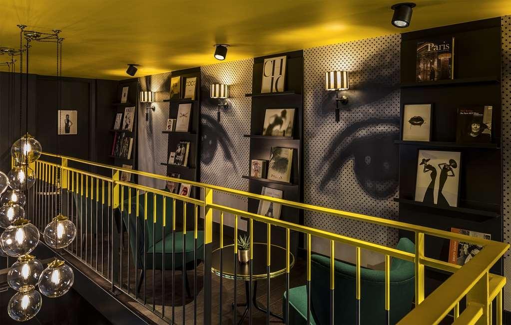 Best Western Premier Opera Liege - Bar / Lounge