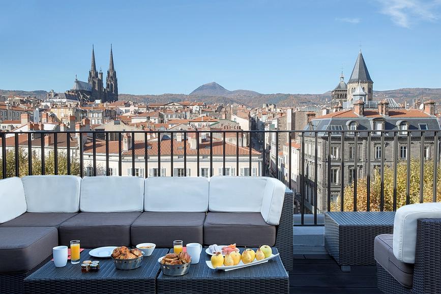 Best Western Plus Hotel Litteraire Alexandre Vialatte - Area esterna
