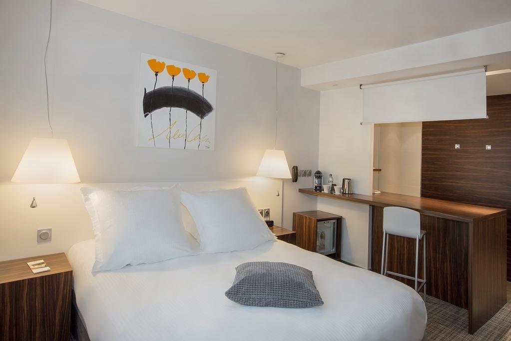 Best Western Plus Hotel Litteraire Alexandre Vialatte - Gästezimmer/ Unterkünfte