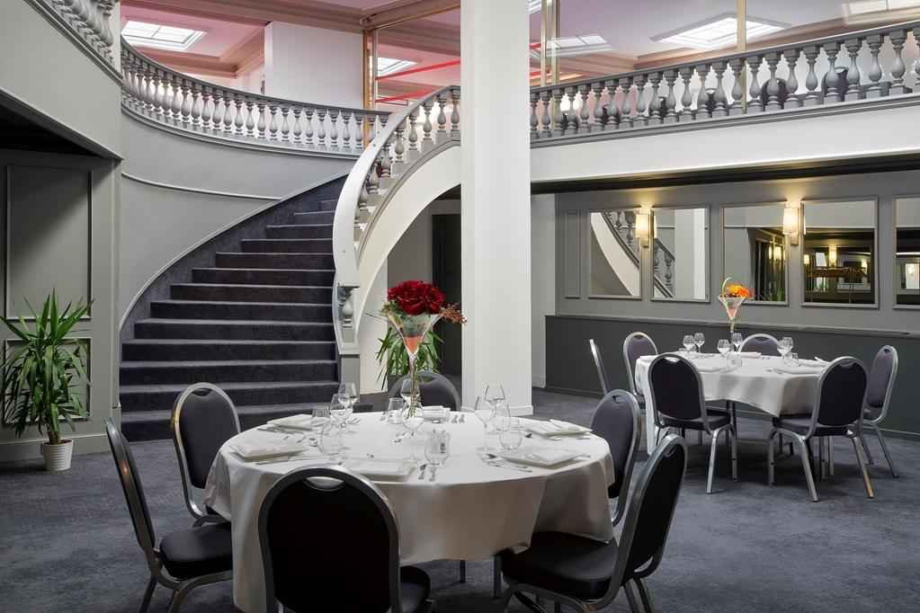 Best Western Plus Hotel Litteraire Alexandre Vialatte - Restaurant / Gastronomie
