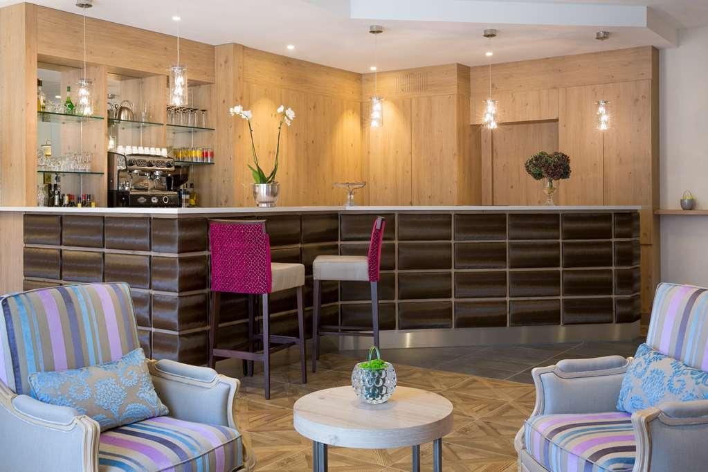 Best Western Plus Hotel Le Rive Droite & SPA - Bar/Lounge