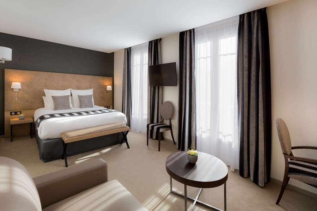 Best Western Plus Hotel Le Rive Droite & SPA - Guest Room