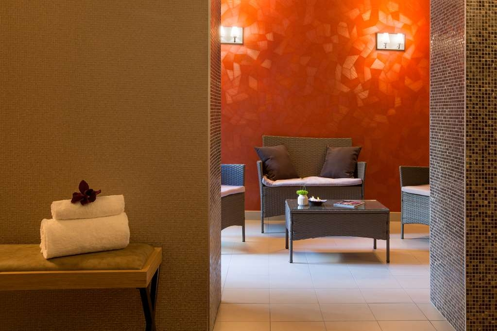 Best Western Plus Hotel Le Rive Droite & SPA - Spa