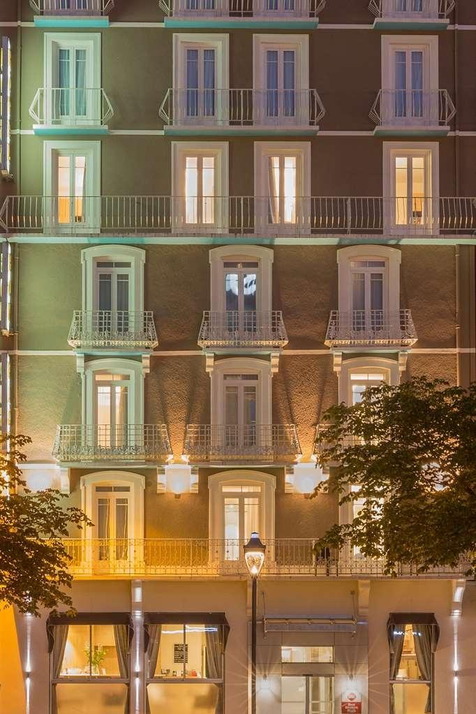 Best Western Plus Hotel Le Rive Droite & SPA - Außenansicht